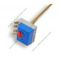 Thermostat de chauffe eau clipsable TUS longueur 450 mm TUS00032 cumulus