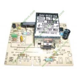 CARTE ELECTRONIQUE MR116