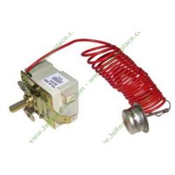 55x5543 Thermostat réglable pour lave linge