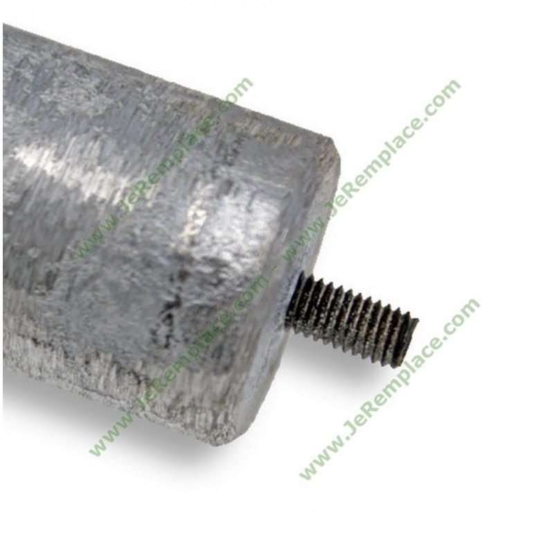 Anode pour chauffe eau diam tre 26mm longueur 200 230mm for Anode de chauffe eau