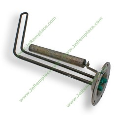 Résistance coudée avec anode 2000 Watts mts-816085 pour chauffe eau