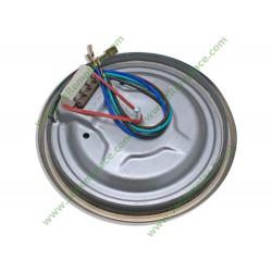 Plaque ego 12.14433.504 de cuisson à fils diamètre 145 mm 1500 Watts