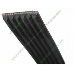 Courroie plate 1830 H8 MAEL pour sèche linge