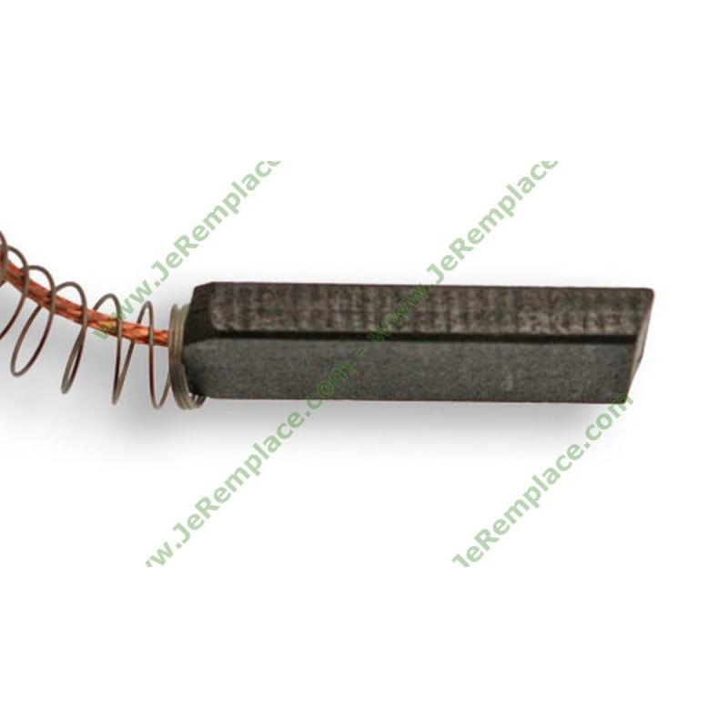 2x Brosse à Charbon Moteur Charbon stylet comme siemens Bosch Balay 00154740 source 00841627
