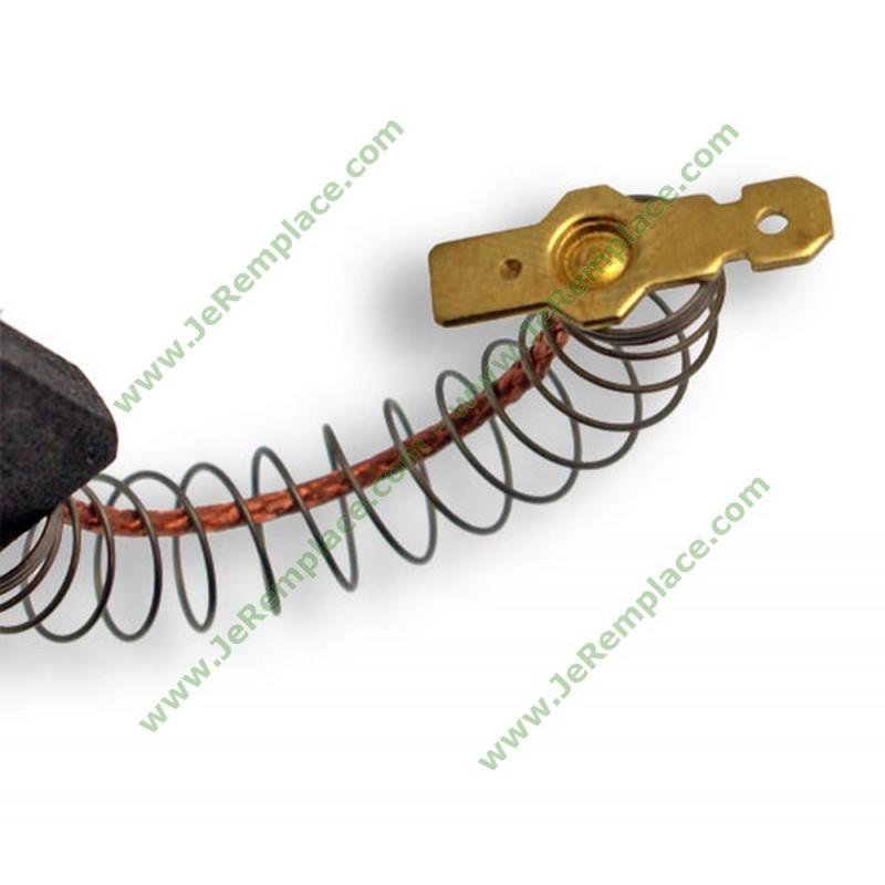 00154740 Charbon Moteur Pour Lave Linge Bosch Siemens