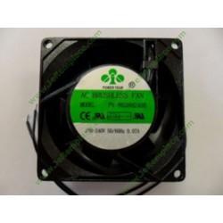 15 Watts Ventilateur axial 230 Volts pour réfrigérateur