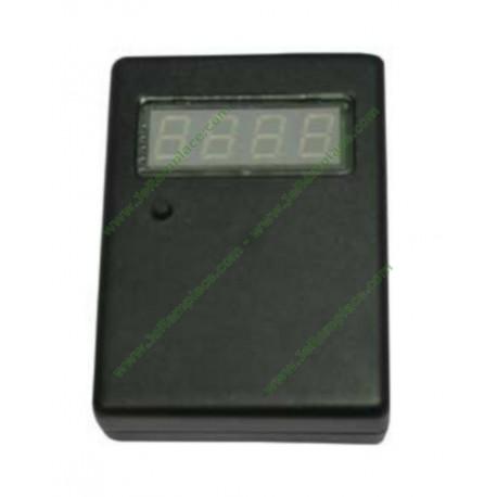 Scanner de télécommande de portail