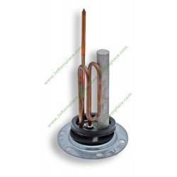 Pièce détachée résistance monophasé ATLANTIC 1200W 6 Trous 099003 diamètre ex 160 mm