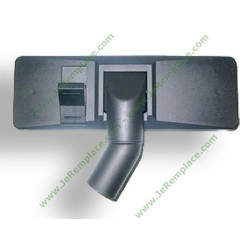Brosse rectangulaire diamètre tube 32 mm pour aspirateur toute marques