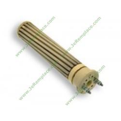1800 Watts Résistance stéatite diamètre 52mm 2 bornes longueur 350