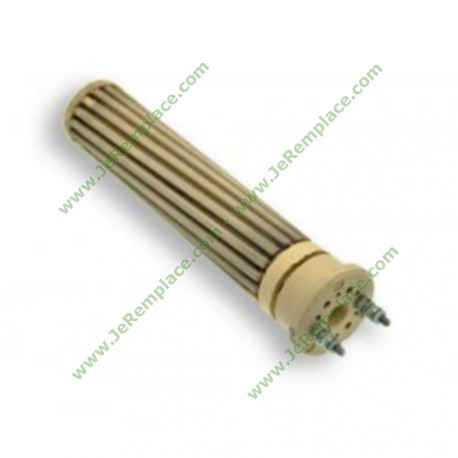 61400608-01 Résistance stéatite D52mm 1800 Watts 220/240 Volts 2 bornes