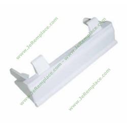 00056257 Poignée de porte blanche pour lave vaisselle