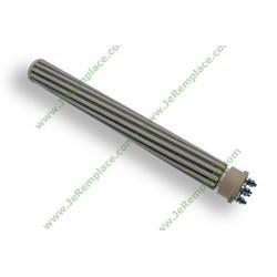 Résistance stéatite de chauffe eau D47 L430 TRI/MONO 2400W