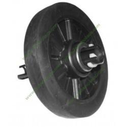 481252898003 Roulette avant soutien de tambour pour sèche linge