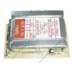 55X4270 Module de puissance pour lave linge brandt vedette