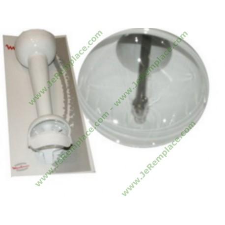 Pied mixsoupe moulinex A65B17 DDG141 Pied plastique mixer robot