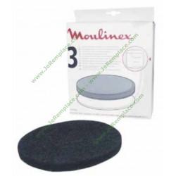 Filtres anti-graisse et anti-odeurs (x2)