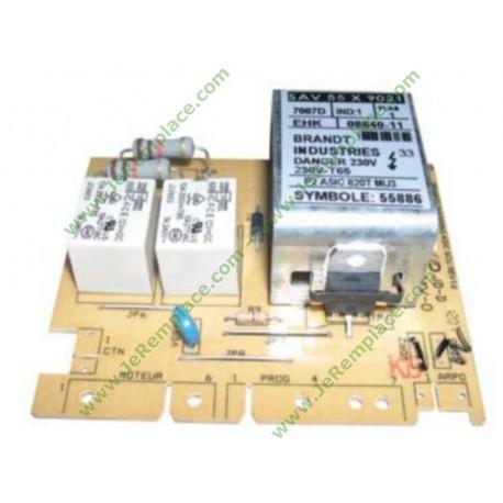 CARTE ELECTRONIQUE 55886