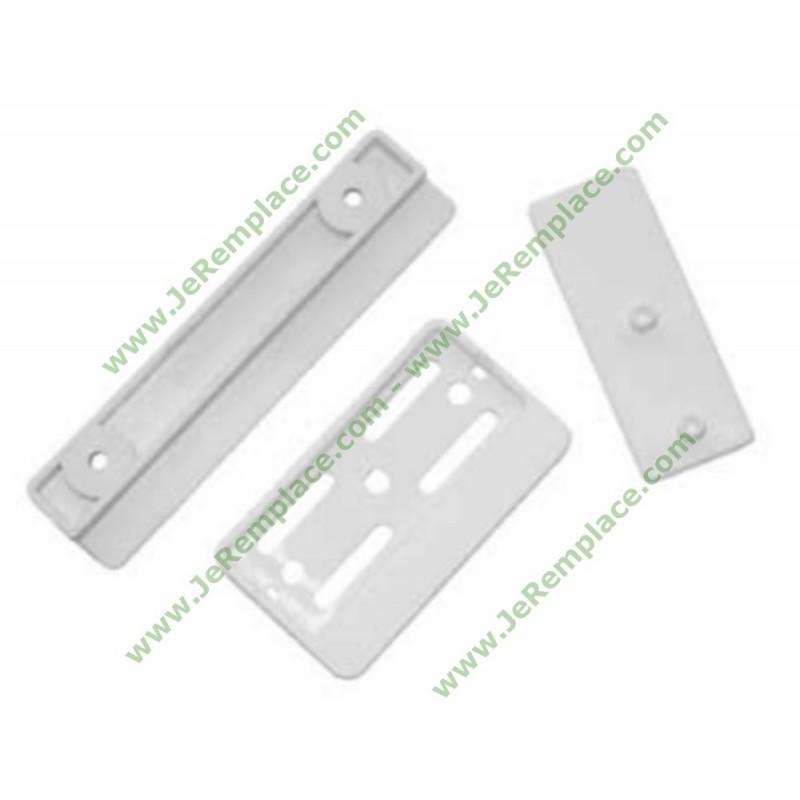 Glissi res portes r frigerateur electrolux for Glissieres pour portes coulissantes
