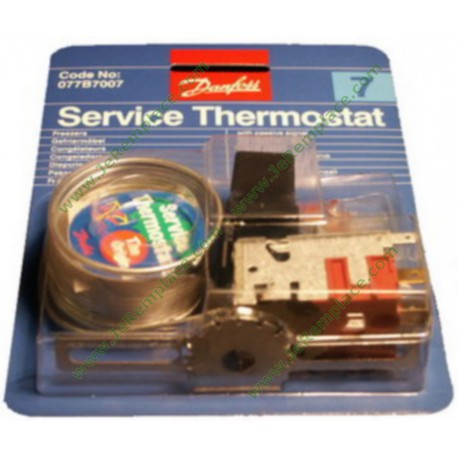 THERMOSTAT DANFOSS KIT N7