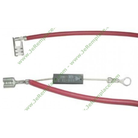 Diode 71X973 HVR1Z(SRK122B) four micro ondes 76X3606 brandt