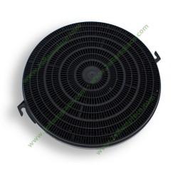 49002534 Filtre rond à charbon chf211 pour hotte