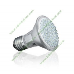Ampoule spot led ECO-R63, E27 5 watts