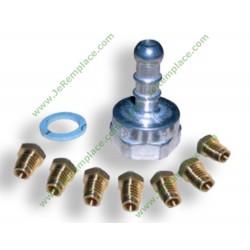 50272250007 Sachet d'injecteur gaz butane propane pour table cuisson