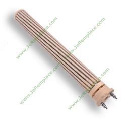 Résistance stéatite de chauffe eau diamètre 52mm puissance 900 Watts.
