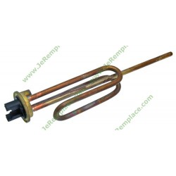 Résistance thermoplongée 2000 W pour chauffe eau avec porte anode m6