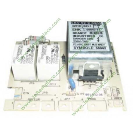 Thermostat danfoss de réfrigérateur Bosch