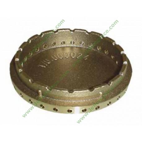 C00032227 Chapeau de brûleur semi-rapide pour table de cuisson
