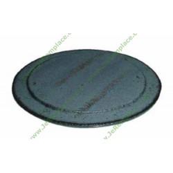 Chapeau de brûleur semi-rapide C00032429 pour plaque de cuisson