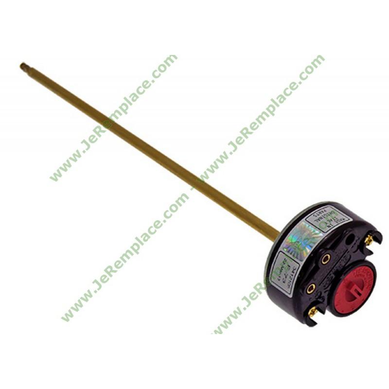 thermostat thermowatt rtm rts3 pour chauffe eau 270 mm tse00033. Black Bedroom Furniture Sets. Home Design Ideas