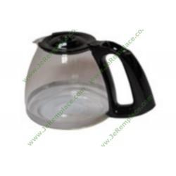 Verseuse noir avec couvercle MS-621746 pour cafetière
