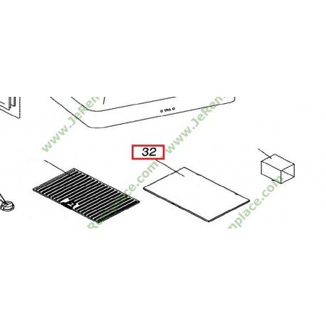 Filtre charbon 48x29cm