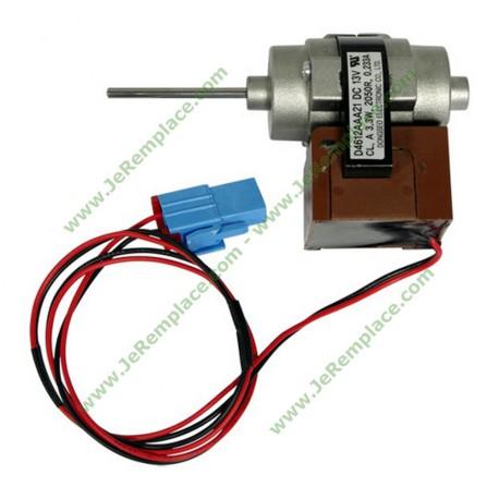 D4612AAA21 Moteur ventilateur pour congélateur
