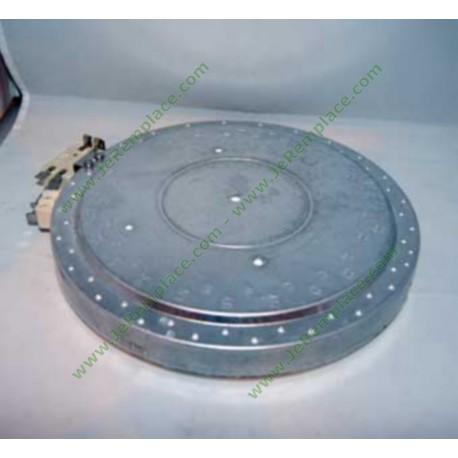 Foyer radiant 2300W 79x6382 pour vitro céramique
