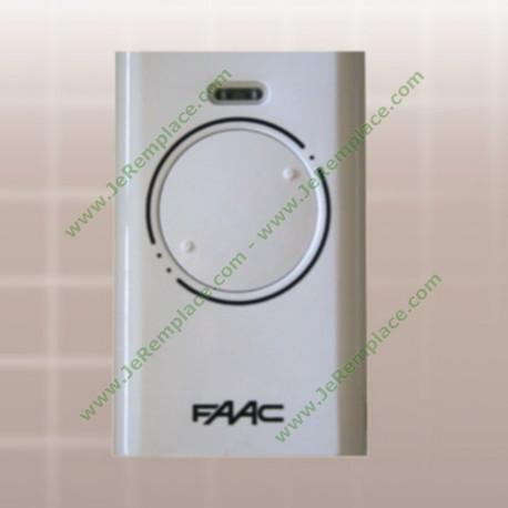 Télécommande Faac XT2 868 SLH Blanc/Noir
