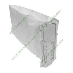 Paquet de 6 Sacs aspirateur VK136 -135 pour aspirateur Kobold