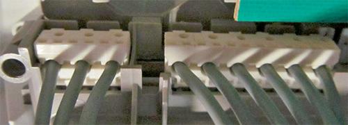 Bonne Position connecteur appareil whirlpool